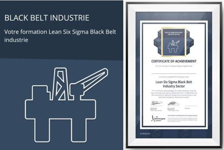 Lean 6σ – Black Belt Industry photo