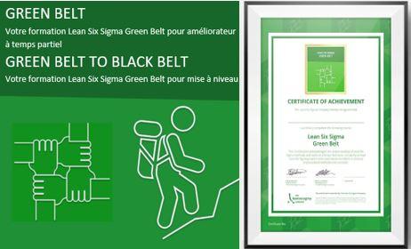 Lean 6σ – Green Belt photo